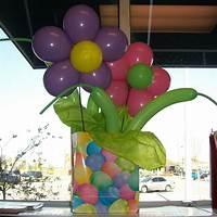 Coupon for decorar fiestas con globos telas flores luces creatividad arte empresa