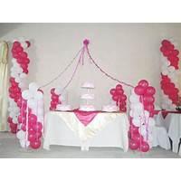 Decorar fiestas con globos telas flores luces creatividad arte empresa technique