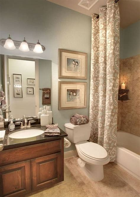 Decorating Small Bathroom Ideas