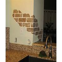 What is the best decorative painting faux brick video and image filled tutorial?