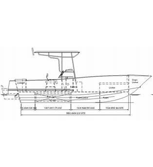 Deep V Boat Plans
