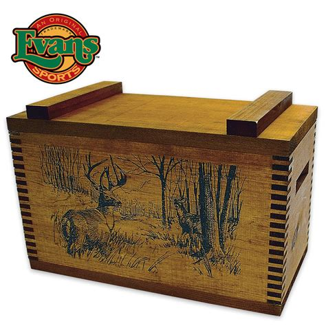Deer Ammo Box And 556 Ammo Box Dimensions