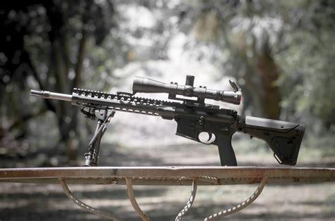 Deer Hunting Ar 15 Rifle