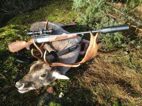 Deer Hunting Rifles 2018