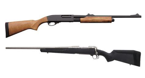 Deer Hunting Shotgun Vs Rifle