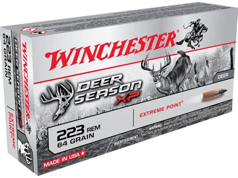 Deer Hunting With 223 Ammo