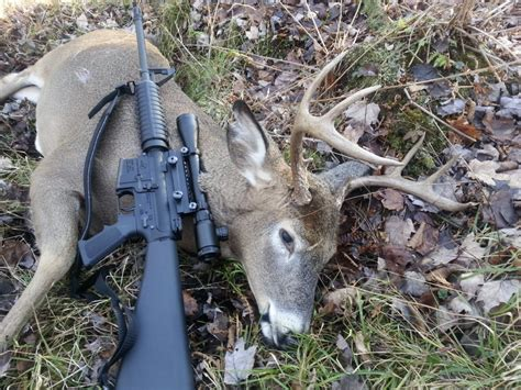 Deer Hunting With A 300 Blackout