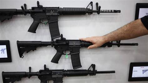 Deerfield Assault Rifle