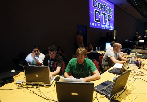 DEF CON 18 Hacking Conference - Speakers