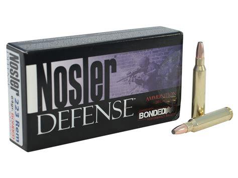Defense Ammo 223