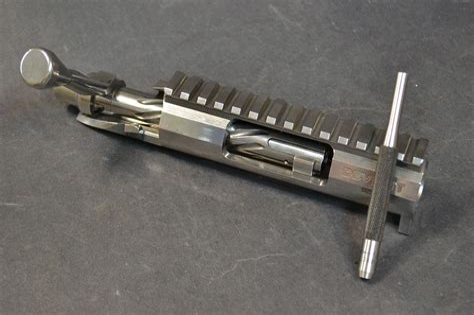 Defiance Machine Deviant Receiver Custom Remington 700