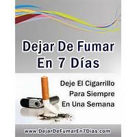 Discount dejar de fumar en 7 dias 100% de comision!