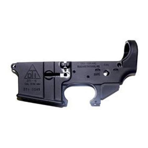 Del Ton Ar 15 Stripped Lower Receiver