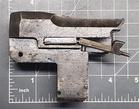 Demilled M1 Garand Parts