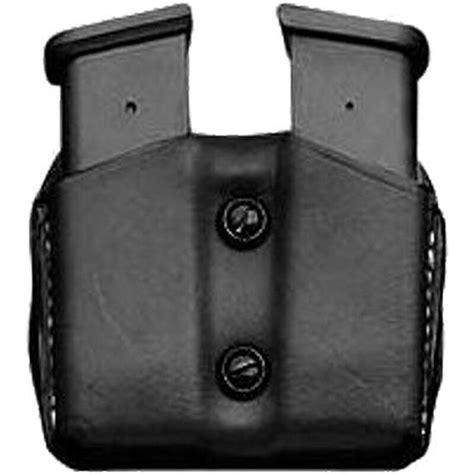 Desantis Double Magazine Pouch Glock 43 Leather