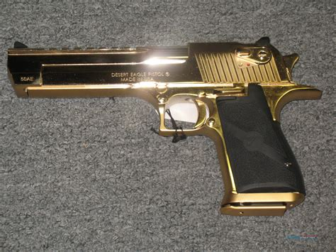 Desert-Eagle Desert Eagle 24k Gold For Sale.