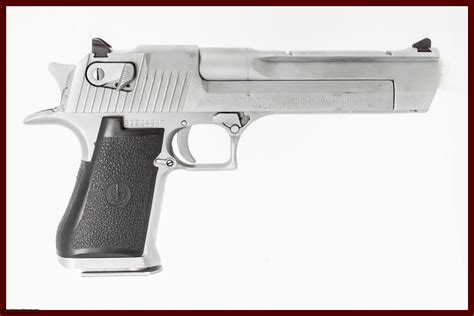 Desert-Eagle Desert Eagle Pistol 50ae.