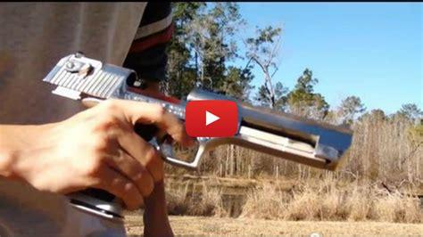Desert-Eagle Desert Eagle Target Shooting.