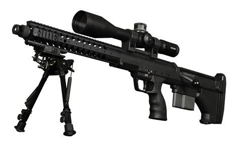 Desert Scout Sniper Rifle