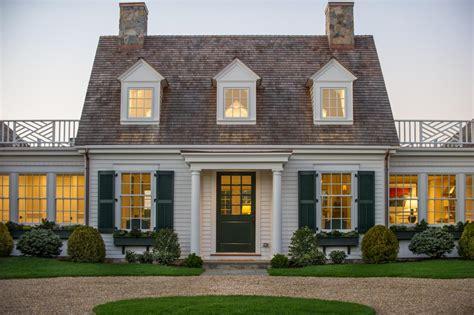 Design Cape Cod Architecture Ideas