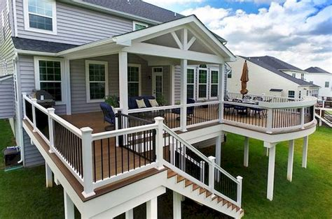 Design For Decks With Roofs Ideas