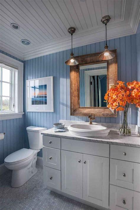 Design For Nautical Bathrooms Ideas