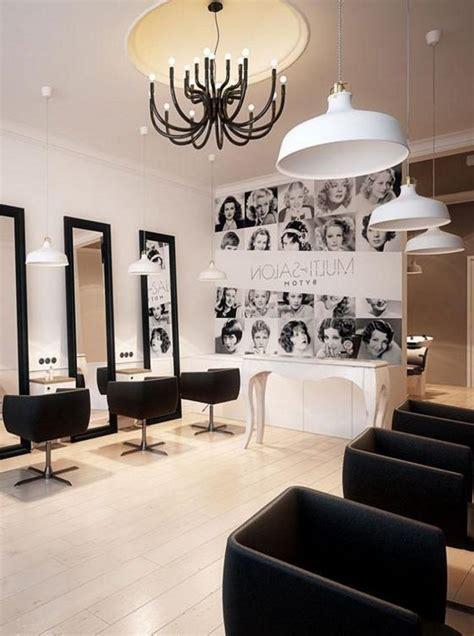 Design Hair Salon Decor Ideas