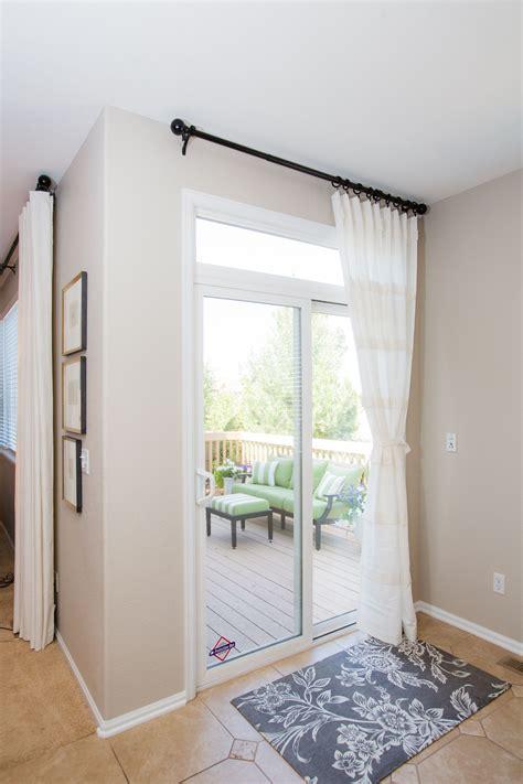 Design Ideas For Door Curtain Panel