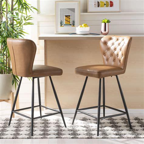 Design Swivel Counter Chair