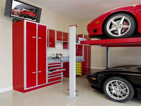 design your garage interior.aspx Image