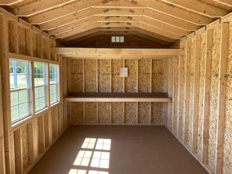 Design your own storage sheds Image