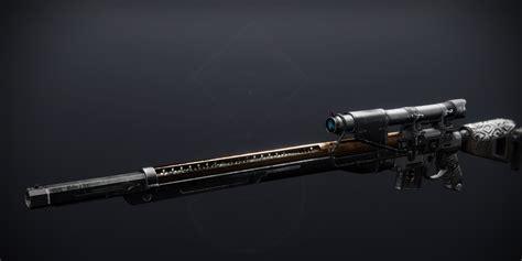 Desitny 2 Sniper Rifles