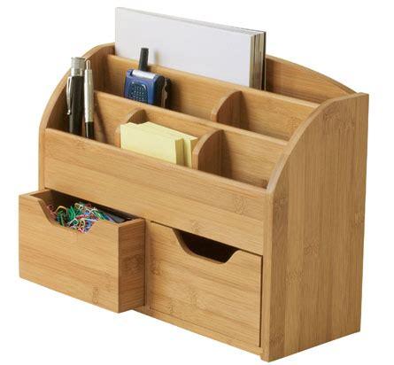 Desk organizer design brief Image