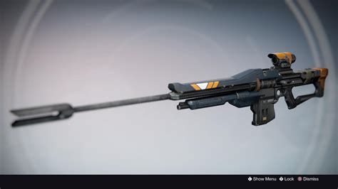 Destiny 1 Vanguard Sniper Rifle