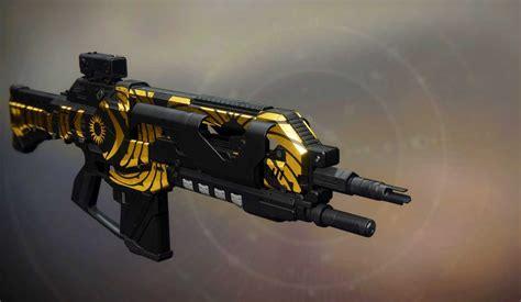 Destiny 2 Best Auto Rifle For Frame