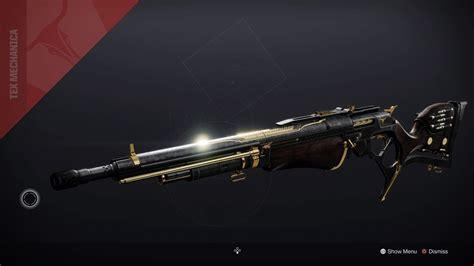 Destiny 2 Best Scout Rifle 2018
