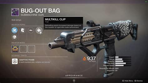 Destiny 2 Gunsmith Material Redimable