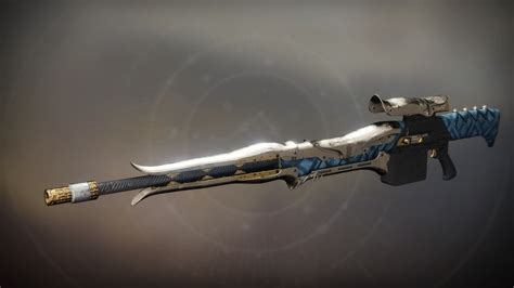 Destiny 2 Raid Sniper Rifle