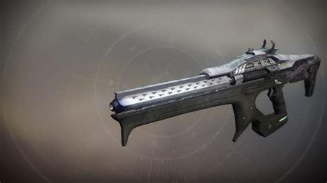 Destiny Best Fusion Rifle