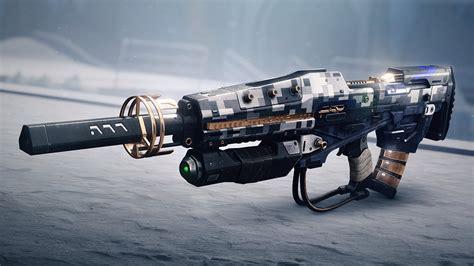 Destiny Best Pulse Rifle Exotic