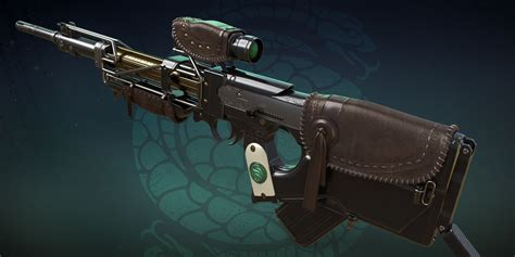 Destiny Best Scout Rifle Year 2