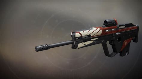Destiny Best Scout Rifle Year 3