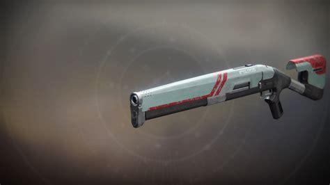 Destiny Full Auto Shotgun