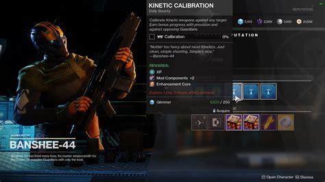 Destiny Gunsmith Cores