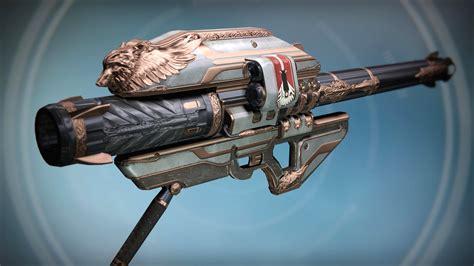 Destiny Gunsmith Exotics