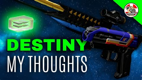 Destiny Special Ammo Nerf