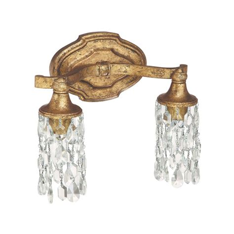 Destrey 2-Light Vanity Light