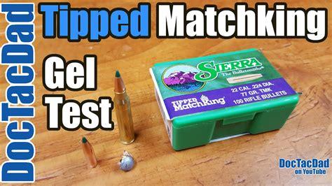 Devastating Performance 77gr Sierra Tipped Matchking Ballistics Test