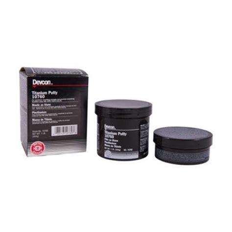 Devcon Express Epoxy Metals Epoxy Titanium Putty