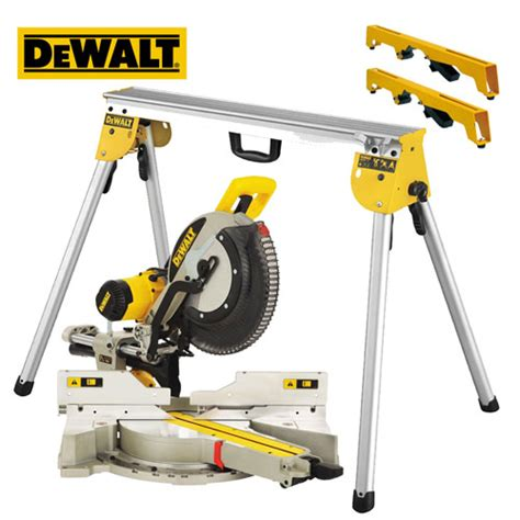Dewalt dws780 compound slide mitre saw with xps Image